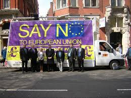 UKIP battle bus