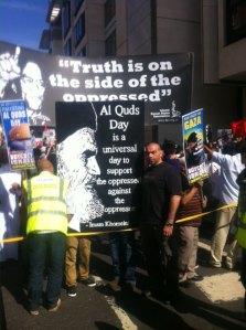 Al Quds march 17-08-12
