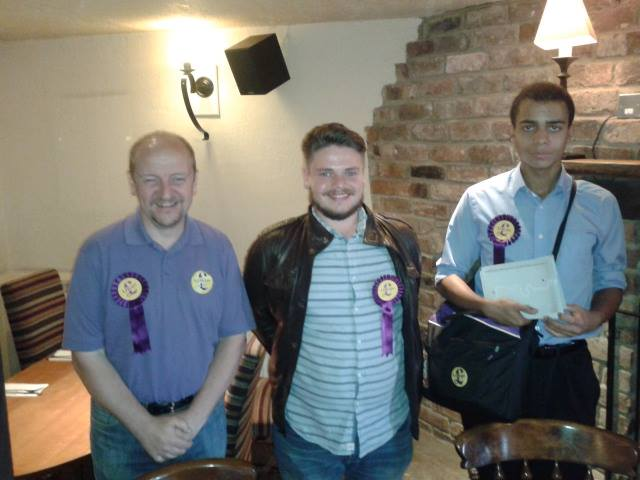 Beckton by election 25th August 2014 no 2