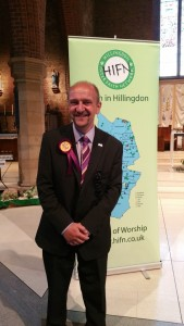 CD after Hayes hustings April 2015
