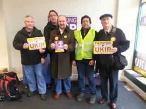 Eastleigh by election Hillingdon branch