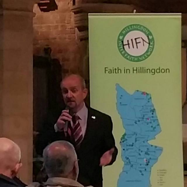 Hayes hustings April 2015