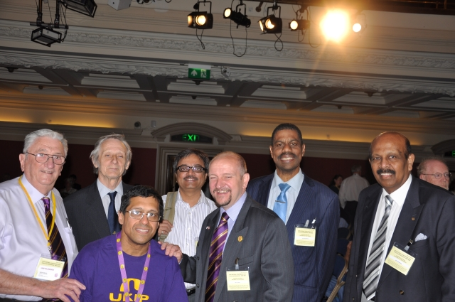 Hillingdon branch at conf 2013 no 2