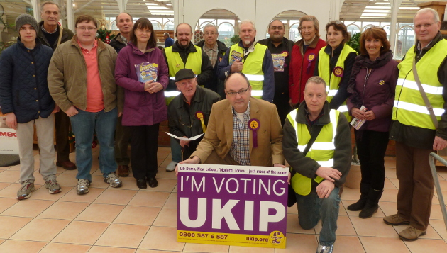 Iver & Richings park byelection Dec 2013