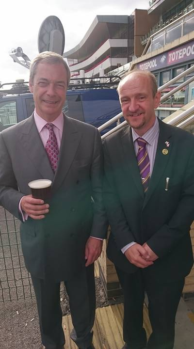 Nigel Farage and CD