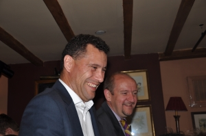 Steve Woolfe and CD