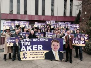 UKIP Thurrock campaign launch