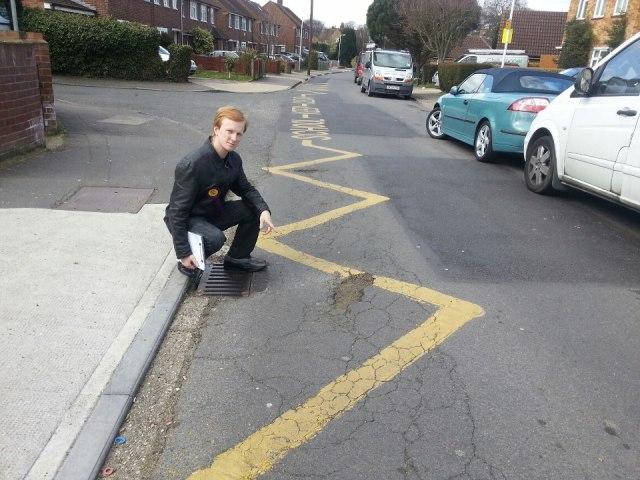 Jack Duffin potholes