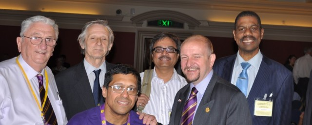 UKIP Hillingdon members at conference