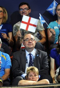 Salmond St George flag