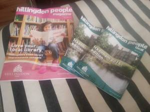 Hillingdon people mag Ickenham