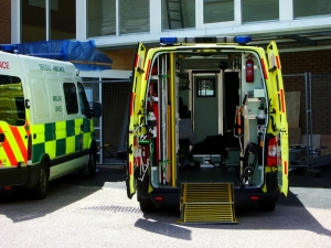 ambulance image rear